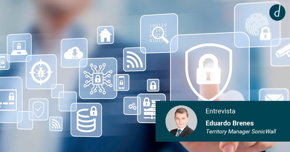 Entrevista Eduardo Brenes sobre ciberseguridad