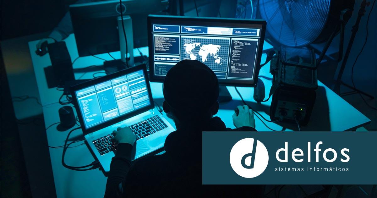 Cómo actúan los ciberdelincuentes de los ciberataques de ransomware - Delfos