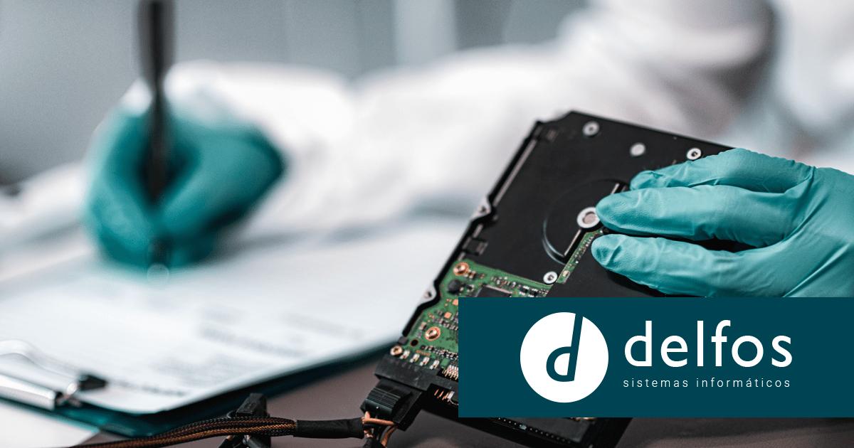 Informática forense digital - Delfos
