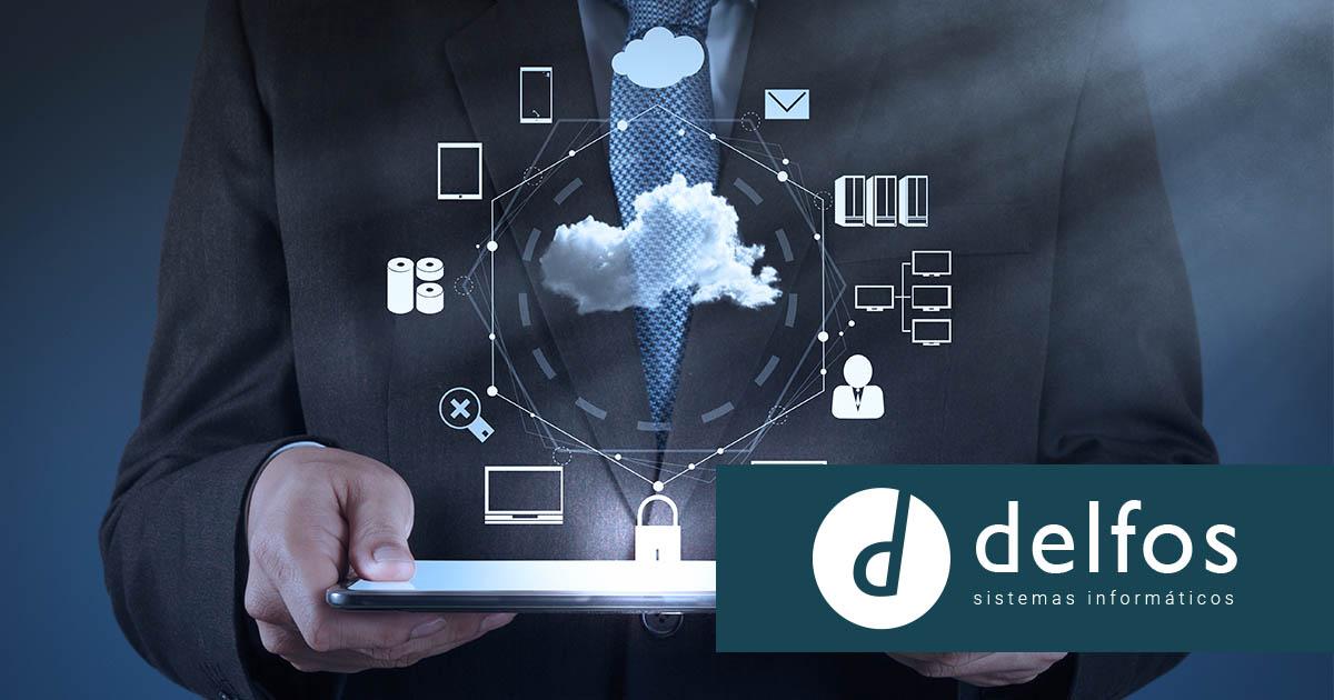 8 ventajas de contar con un servicio cloud computing - Delfos